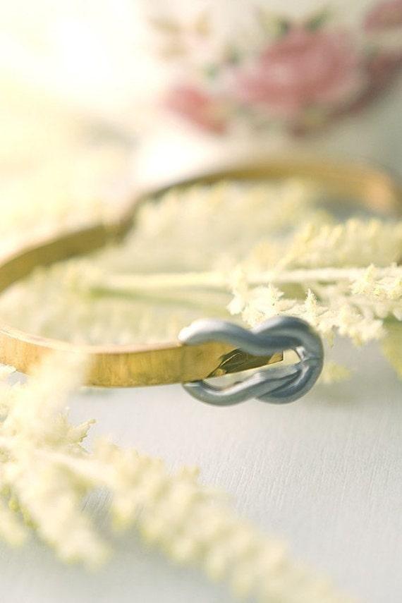 Vintage Hinged Buckle Bracelet