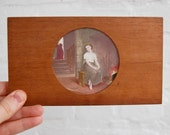 Cinderella Antique Magic Lantern Slide