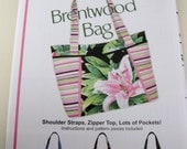 Brentwood Bag by Pink Sand Beach Designs