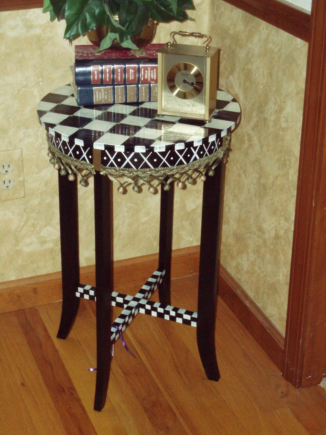Whimsical Painted Furniture Whimsical Painted Table