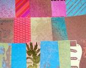 Rock Star Paper Lot 16 pieces 8 x 8