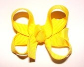 Infant Non-Slip Bows Set of 3 --You Choose the Colors
