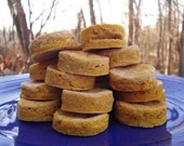 Sweet Potato and Brown Rice Dog Biscuits, gluten free