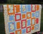 Robots in Space Quilt