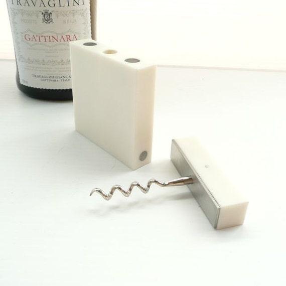Corkscrew HP Design White Made in Holland