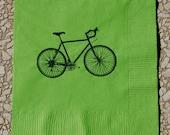 Custom Bike Napkins Qty 50