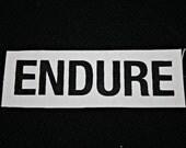 Endure Patch