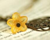 Goldenrod Garden Bracelet