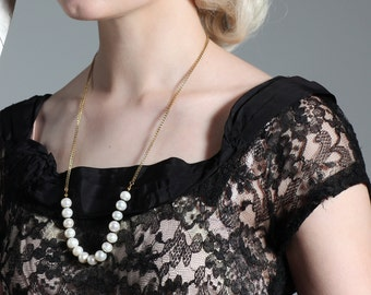 Pearl - Swing necklace