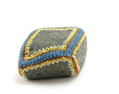 Perspective / Alaska Series / Painted Stones by Amy Komar
