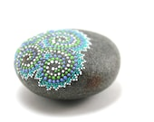 The art of being a lady / Alaska Series / Painted Stones by Amy Komar