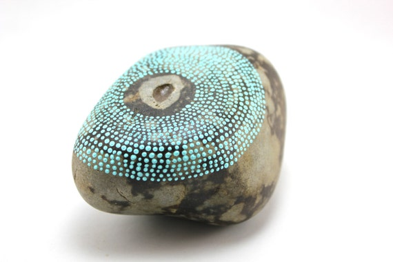 Guided / Alaska Series / Painted Stones by Amy Komar