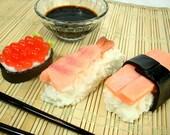 Sushi Soap Set - Goat's Milk Soap Bar 3-pack
