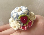 Love And Hope Treasured Ring Pincushion