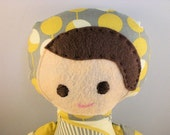 Anne Marie The Doodle Girl Doll