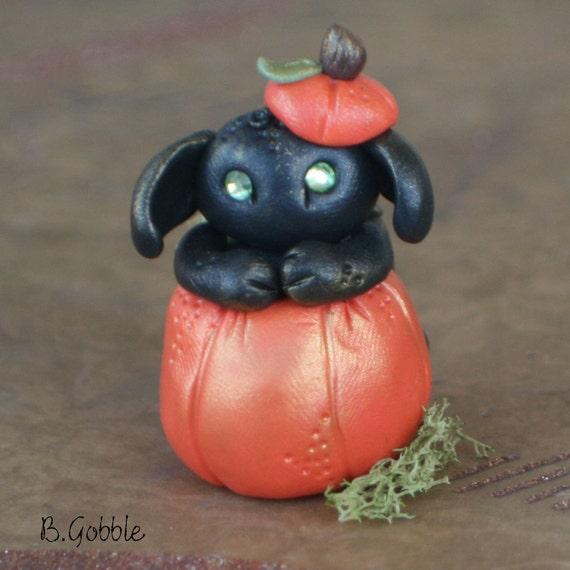 Pumpkin Patch Dragon
