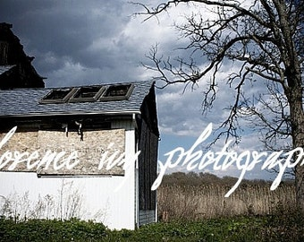 The End Fine Art Photography Abandoned House