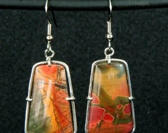 Desert earrings
