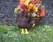 Hand Turkey Glove Doll