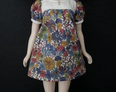 Little Floral Baby Doll Dress