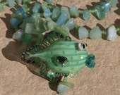 Sophie Glass Fish Bead Necklace