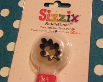 Sizzix Paddle Punches OAK LEAF