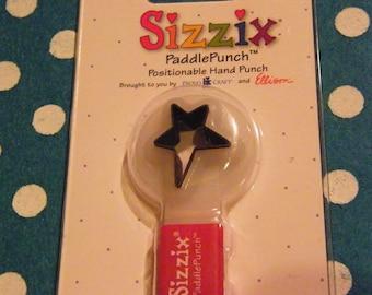 Sizzix Paddle Primitive  STAR