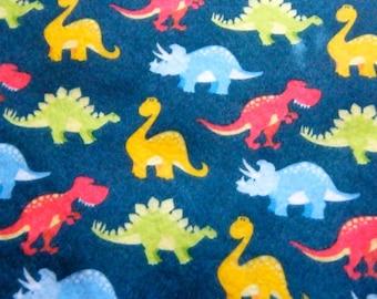 NewBlue  Felt  Dino Printed Felt Sheet