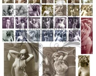 Fernande Digital Collage Sheet JPG