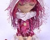 Bethel, Collectible Handmade Art Doll.