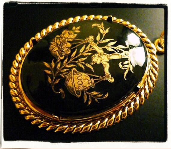 Libra Zodiac Sign Pendant Necklace