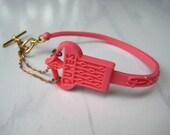 Dunes Hotel  - swizzle stick bracelet