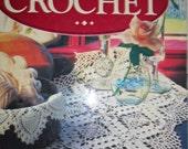Vintage 1984 Hardback book called Forever Favorite Crochet