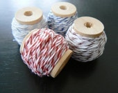 20 Total Yards Brown/Light Blue/Dark Blue/Red Bakers Twine