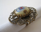 Beautiful - vintage ring - size adjustable