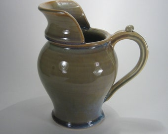 Opalescent Small Serving Pitcher