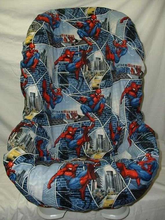 Toddler Car Seat Cover Spiderman Britax Marathon Fits Many