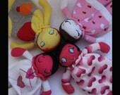 PDF Sleepy/Awake Sock Dolls Tutorial
