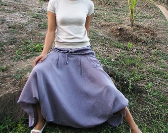 For a change pants...Lavender purple Boho, Chic, harem,and all colour available in size M,L,XL