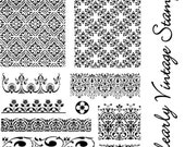 Motif - Clear Photopolymer Stamp Set