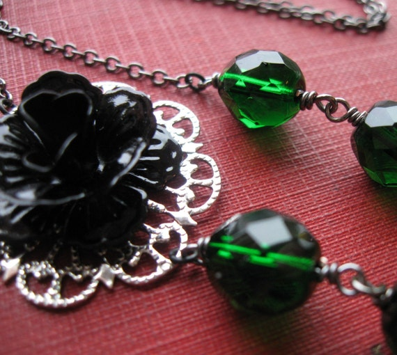 Elphaba . Necklace. Wicked