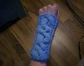 Soft Cabled Arm Warmer