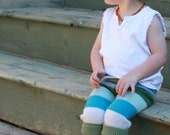 Custom Kid's Wool Pants - Made to Order SPARROWS - Your choice of colour - Size newborn to 4T