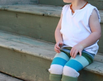 3T Kid's Wool Pants - Made to Order SPARROWS - Your choice of colour