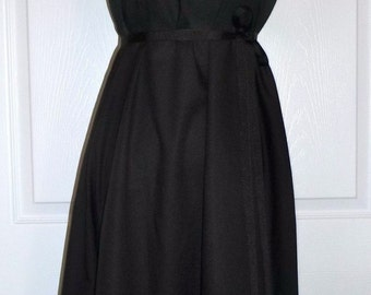 Strapless DRESS - Pick your own COLOR - Made in any Size - Boutique Mia by CXV