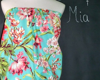Balloon Tube TOP - Amy Butler - Love - Made in ANY Size - Boutique Mia