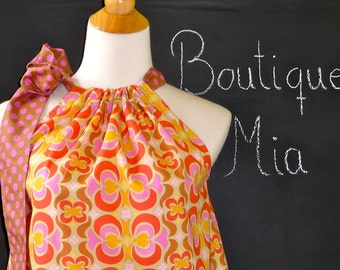 Pillowcase DRESS or TOP - Amy Butler - Midwest Modern - Made in ANY Size - Boutique Mia
