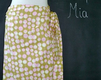 Wrap Around SKIRT - Amy Butler - Made in ANY Size - Boutique Mia