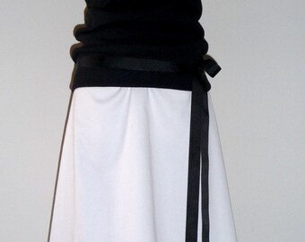 Ladies - A-line skirt a la' Silk - You Pick the Size - Junior, Adult and Plus size - Boutique Mia by CXV