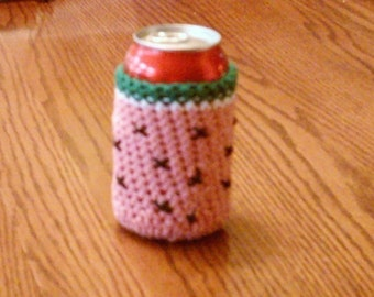 Watermelon Can Cozy for your can, bottle or glass